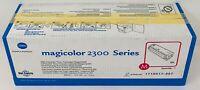 Konica Minolta 1710517-007 Toner Original Magenta Magicolor 2300 1710517007