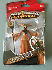 Power Rangers Super Samurai Rita Repulsa Action Figure Brand New Sealed Rare!