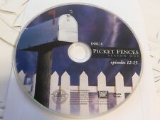 Picket Fences First Season 1 Disc 4 DVD Disc Only 70-169