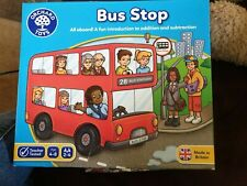 Bus Stop - Educational Maths Game for age 4-8 excellent condition