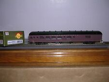 """Roundhouse #85303  P.R.R. Old time Truss-Rod Combine Car """"Liberty Colors"""" H.O."""