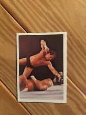 1988 NWA Wrestling Card #202 Tully Blanchard Four Horsemen WCW WWF Brainbusters