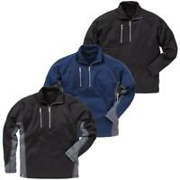 Apache Workwear ATS Water Resistant Quarter Zipped Knit Sweater SALE PRICE