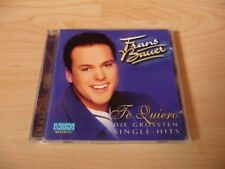 CD Frans Bauer - Te Quiero - Die Grössten Single-Hits - 2000 - 16 Songs