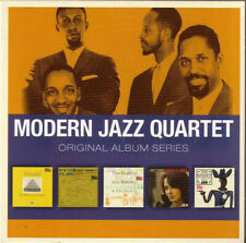 The Modern Jazz Quartet ‎– Original Album Series-5 CD SET