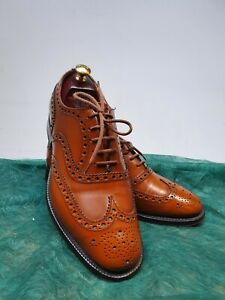 "Chaussures"" Church's  "" Burwood  41,5/42 ( 8 F ) Marron"