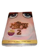 The Muppet Show - Season 2 (DVD 2007, 4-Disc Set, Special Edition) - BRAND NEW!