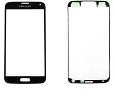 Samsung Galaxy S5 i9600 SM-G900F Display Front Glas Schwarz