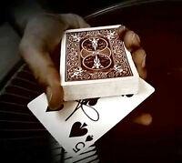 Close-Up Magic Street Trick Elevator Poker Visually Rises In A Flash +DVD