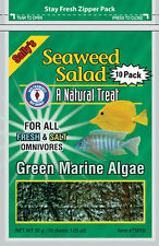 SAN FRANCISCO BAY BRAND SEAWEED SALAD GREEN 10 COUNT 30 GRAM TREAT FREE SHIP USA