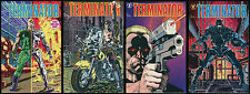 Terminator Tempest Comic full set 1-2-3-4 Lot NM Dark Horse 1st Bagged & Boarded