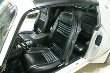 78 79 80 81 Pontiac Firebird Trans Am Deluxe Vinyl Seat Covers Full Set
