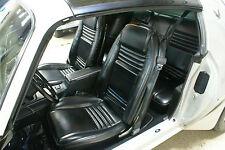78 79 80 81 Pontiac Firebird Trans Am Deluxe Vinyl Seat Covers Full Set