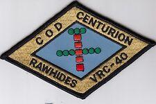 VRC-40 RAWHIDES COD CENTURION PATCH