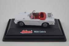 Schuco Modellauto 1:72 H0 MGB Cabrio