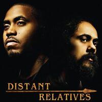 DAMIAN NAS/MARELY - DISTANT RELATIVES (2LP GATEFOLD)  2 VINYL LP NEW
