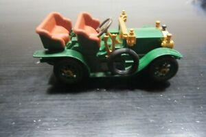 Playmobil 6240-- 5955 - Classic Car - Green Victorian Touring Car 1900