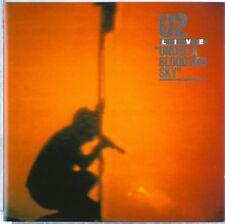 """CD-u2-Live """"Under A Blood Red Sky"""" - a5148"""
