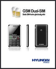 Hyundai MB1000 DUAL SIM Handy Telefon im EC Karten Format zum Schnäppchenpreis!
