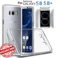 Lots x 10 Samsung Galaxy New Slim Transparent Crystal Clear Hard TPU Case Cover