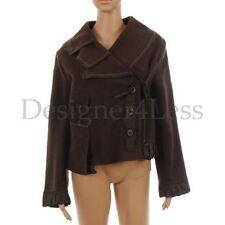 Business Blazer 100% Wool Coats & Jackets for Women