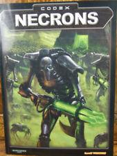 GW Warhammer 40K Regelbücher Necrons