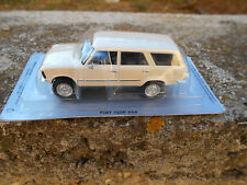 FIAT 125P 4X4- SCALA 1/43