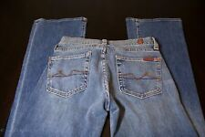 Seven For All Mankind Womens Flare Jeans Size 25 B41