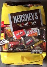 Hershey's mini Miniatures 1,13kg party bag