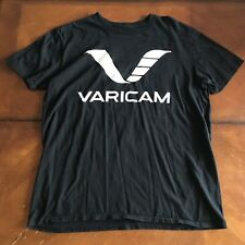 Vericam Panasonic T Shirt For First AC Cinematography Cinema