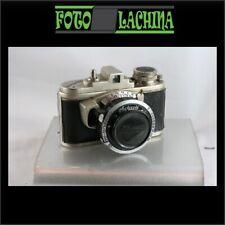 Bolta-Werk Photavit III Radionar 37,5 mm f 3,5 camera Compur Rapid  No Minox /