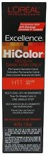 L'Oreal Excellence HiColor Intense Red, 1.74 oz (Pack of 4)
