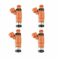 4pcs Fuel Injector for 1997-2005 CHRYSLER DODGE MITSUBISHI MIRAGE 2.4 3.0 @FAST