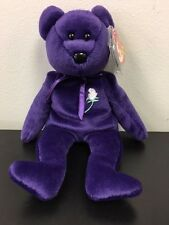 Original Ty Beanie Baby Princess Diana Of Wales 1997 Bear Authentic Retired RARE