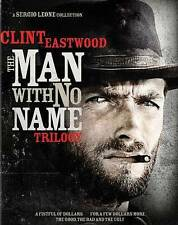 DVD The Man With No Name Trilogy (Remastered Edition) [Blu-ray]  - Free Shipping