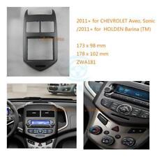 Car Sound Navigation DVD/CD Frame Refit For Chevrolet Spark(M300) 2010-2013