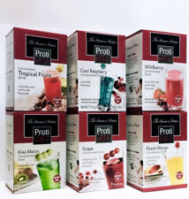 IDEAL PROTEIN COMPATIBLE Proti Diet Drink Concentrate Juice Variety Package