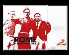 Rome - Flowers From Exile White LP RARE Death In June Ordo Rosarius Equilibrio