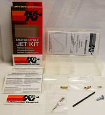 K&N Dyno Jet Motorcycle Jet Kit for 1988-2001 YAMAHA XV 750 VIRAGO Stage 1
