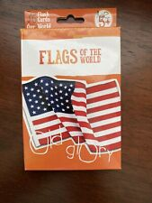 Flash Cards Learning Flags Of The World Educational Game Flash Deck