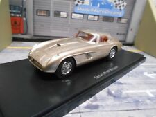 Ferrari 375mm 375 mm ingrid bergmann gris plata me 1973 1/333 nuevo autocult 1:43