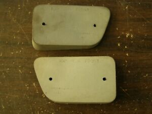 NOS OEM Ford 1968 1969 Truck Fender Reflector Gaskets Pads F100 F250 F350 Pickup