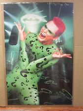Vintage 1995 DC Comics Batman  Jim Carrey The Riddler 5620