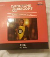 Iron Studios Eric the Cavalier BDS 1/10 Statue Dungeons & Dragons D&D cartoon