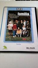 "DVD ""FAMILIA"" PRECINTADO SEALED FERNANDO LEON DE ARANOA ELENA ANAYA JUAN LUIS"