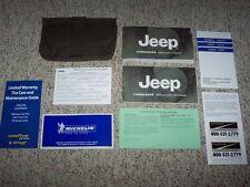 2009 Jeep Commander Owner Owner's User Manual Sport Limited Overland 4.7L 5.7L