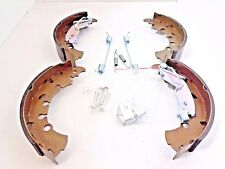 VAUXHALL CORSA D 1.0 1.2 1.4 06-14 REAR BRAKE SHOES & FITTING KIT (3 DOOR ONLY)