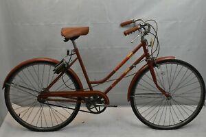 1978 Huffy Sea Pines Cruiser Bike 50cm Small SS Internal 3 Speed Steel Charity!!