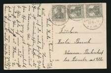 D.Reich KOS RATZEBURG (LAUENBURG) * * 19.6.18 auf Ansichtskarte (58555)