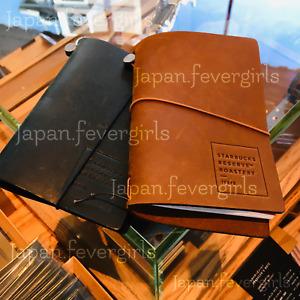 NEW!! Starbucks Reserve Roastery Tokyo TRAVELER'S COMPANY Traveler's Notebook